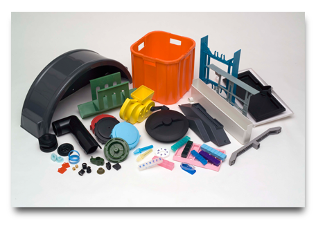 Injection Molding - Plastic Parts